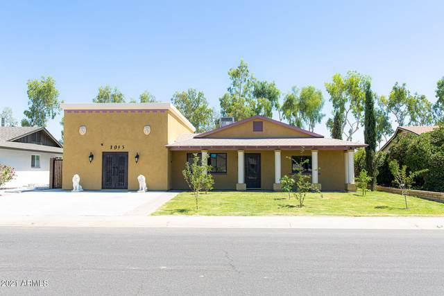 1953 E Dunbar Drive, Tempe, AZ 85282 (MLS #6244993) :: Yost Realty Group at RE/MAX Casa Grande