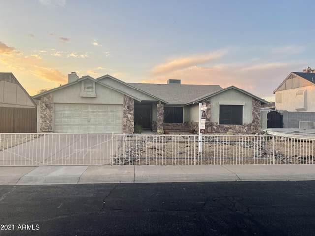 6858 W Brown Street, Peoria, AZ 85345 (MLS #6244994) :: Yost Realty Group at RE/MAX Casa Grande