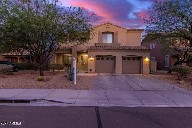 8429 W Tether Trail, Peoria, AZ 85383 (MLS #6245141) :: Maison DeBlanc Real Estate
