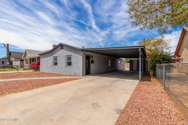 2222 N 22ND Street, Phoenix, AZ 85006 (MLS #6245225) :: Executive Realty Advisors