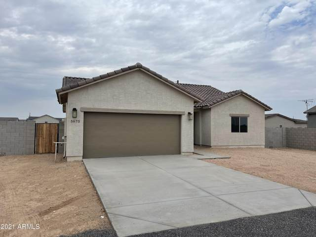 5675 E Rolling Ridge Road, San Tan Valley, AZ 85140 (MLS #6245383) :: Arizona Home Group