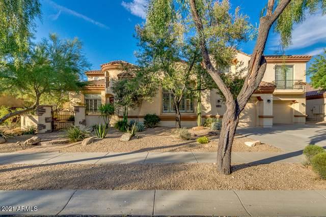 1818 W Calle Escuda, Phoenix, AZ 85085 (MLS #6245408) :: Yost Realty Group at RE/MAX Casa Grande