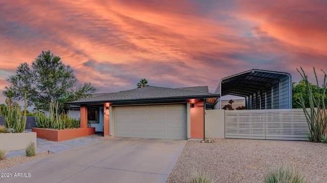 5147 E Blanche Drive, Scottsdale, AZ 85254 (MLS #6245487) :: Yost Realty Group at RE/MAX Casa Grande