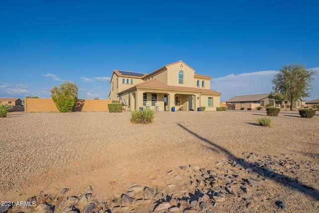 32249 N Royce Road, Queen Creek, AZ 85142 (MLS #6245609) :: Yost Realty Group at RE/MAX Casa Grande