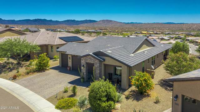 4335 Noble Drive, Wickenburg, AZ 85390 (MLS #6245694) :: The Copa Team | The Maricopa Real Estate Company