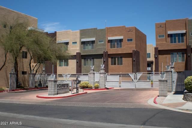 6745 N 93RD Avenue #1160, Glendale, AZ 85305 (MLS #6245816) :: Midland Real Estate Alliance