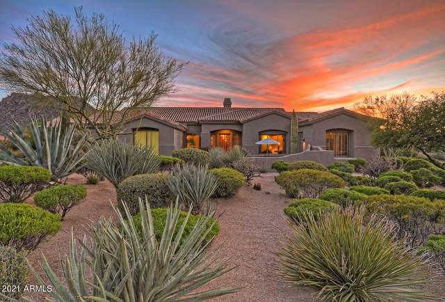 11557 E Four Peaks Road, Scottsdale, AZ 85262 (MLS #6245897) :: Keller Williams Realty Phoenix
