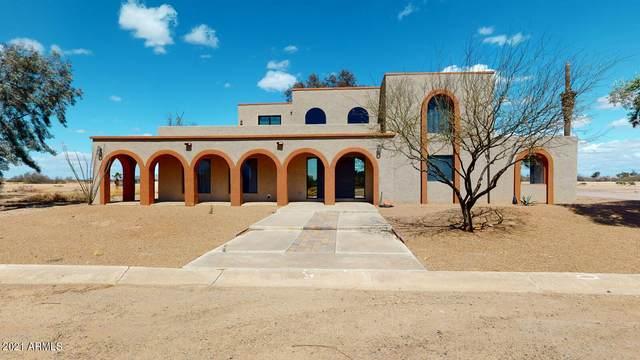 1249 N Bradbury Drive, Casa Grande, AZ 85193 (MLS #6245955) :: Yost Realty Group at RE/MAX Casa Grande