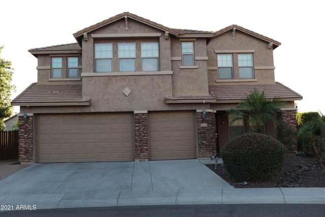 27322 N 53RD Drive, Phoenix, AZ 85083 (MLS #6245978) :: Howe Realty