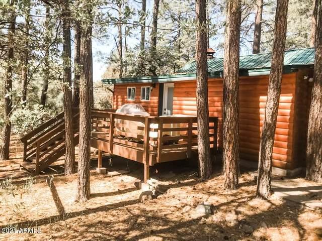 5055 N Spruce Drive, Pine, AZ 85544 (MLS #6246106) :: Yost Realty Group at RE/MAX Casa Grande