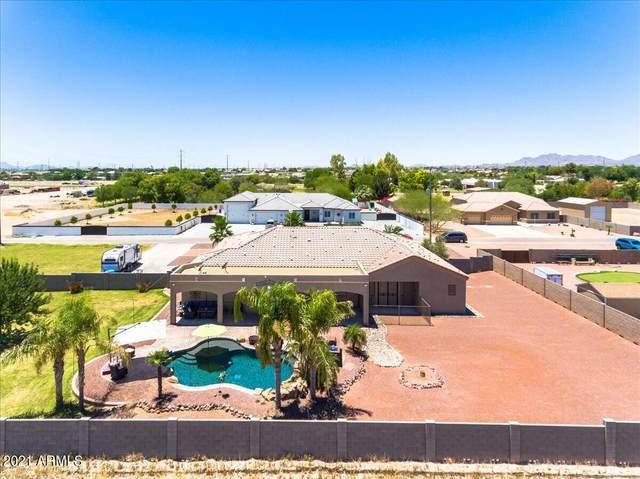 3019 S 195TH Lane, Buckeye, AZ 85326 (MLS #6246255) :: Klaus Team Real Estate Solutions