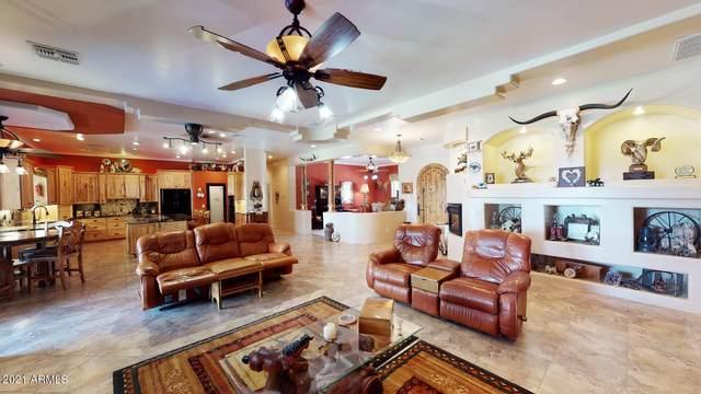 3009 S 200TH Lane, Buckeye, AZ 85326 (MLS #6246334) :: Executive Realty Advisors