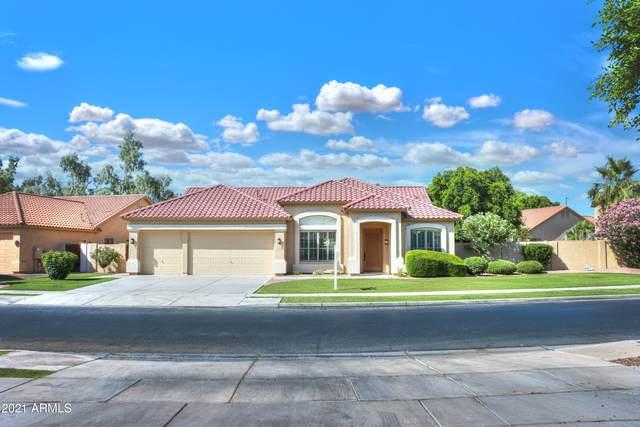 1670 W Crescent Way, Chandler, AZ 85248 (MLS #6246397) :: Lucido Agency