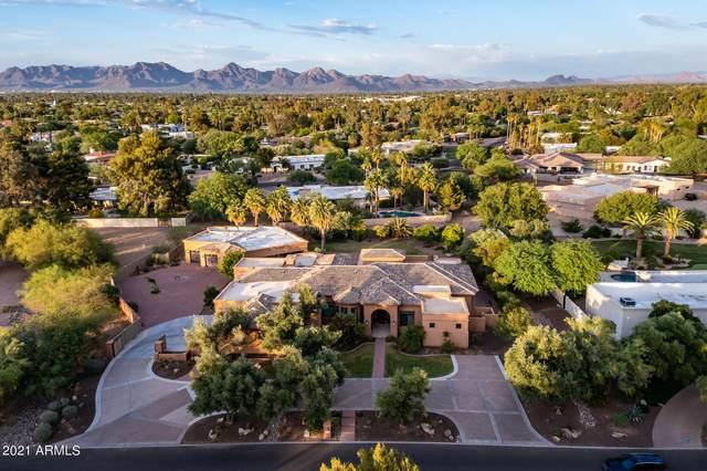 9289 N Morning Glory Road, Paradise Valley, AZ 85253 (MLS #6246761) :: Elite Home Advisors