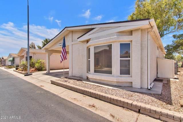 6332 S Oakmont Drive, Chandler, AZ 85249 (MLS #6247053) :: CANAM Realty Group