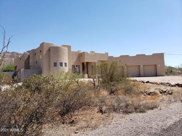 4825 N Ironwood Drive, Apache Junction, AZ 85120 (MLS #6247062) :: Scott Gaertner Group