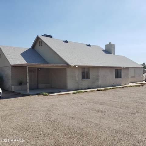 22215 N 89TH Avenue, Peoria, AZ 85383 (MLS #6247658) :: Executive Realty Advisors