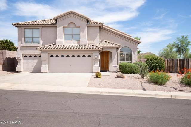 1701 E Monona Drive, Phoenix, AZ 85024 (MLS #6247692) :: Executive Realty Advisors