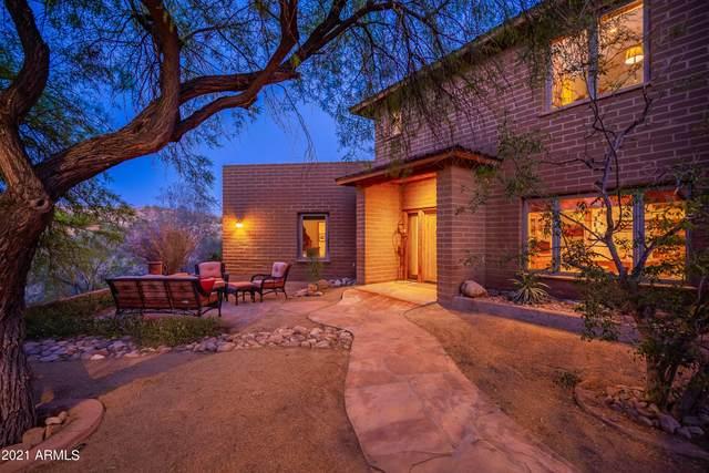 14402 N Lost Tank Trail, Fort McDowell, AZ 85264 (MLS #6247711) :: The Ellens Team