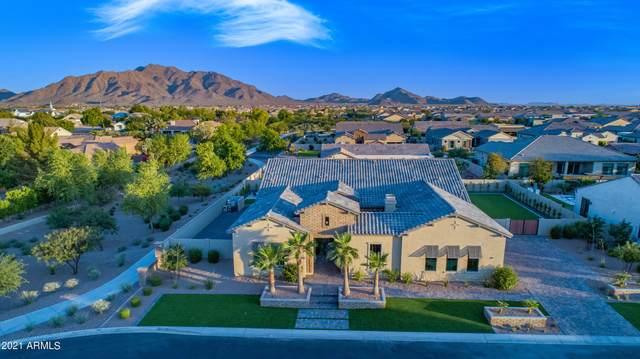 2581 E Turnberry Drive, Gilbert, AZ 85298 (MLS #6247752) :: Conway Real Estate
