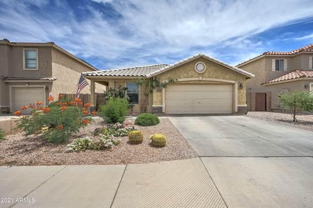 25183 W Parkside Lane, Buckeye, AZ 85326 (MLS #6247756) :: Yost Realty Group at RE/MAX Casa Grande