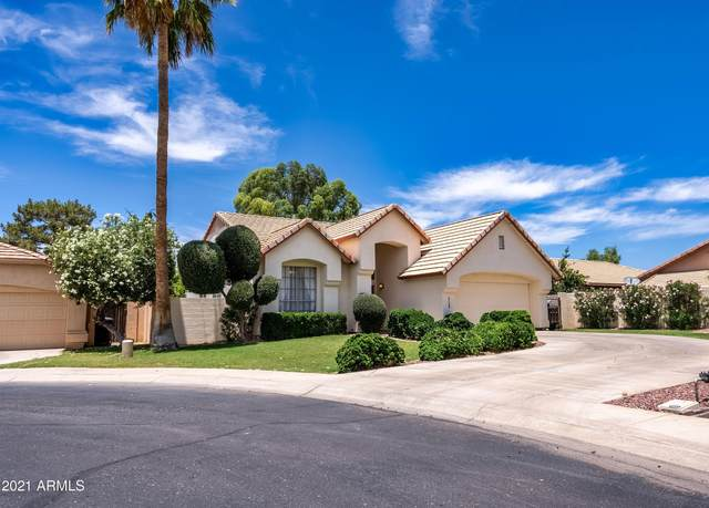 3160 S Cascade Place, Chandler, AZ 85248 (MLS #6247786) :: Yost Realty Group at RE/MAX Casa Grande