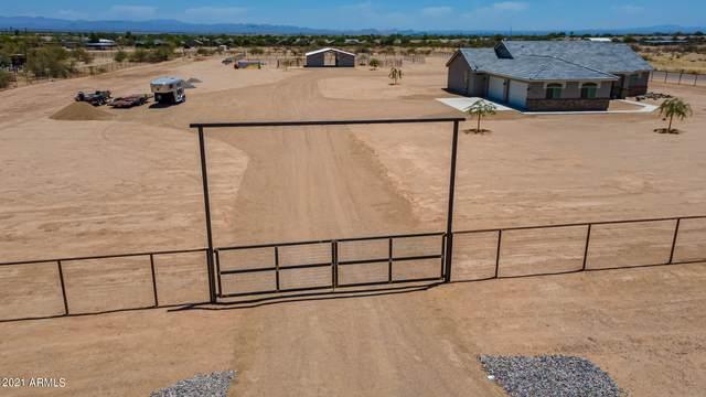 30353 N Varnum Road, San Tan Valley, AZ 85143 (MLS #6248003) :: The Garcia Group