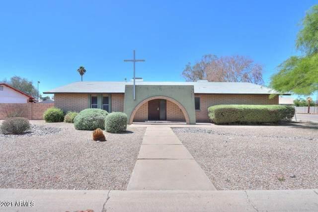 545 E Palm Parke Boulevard, Casa Grande, AZ 85122 (MLS #6248078) :: RE/MAX Desert Showcase