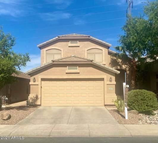 22517 N Davis Way, Maricopa, AZ 85138 (MLS #6248112) :: Executive Realty Advisors