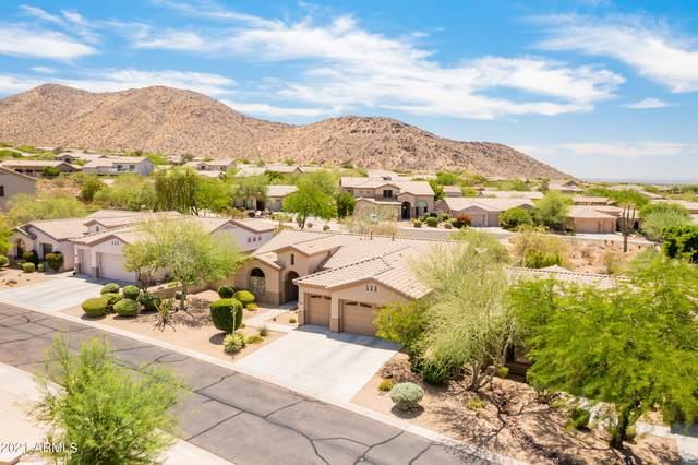 10769 E Gelding Drive, Scottsdale, AZ 85255 (MLS #6248120) :: CANAM Realty Group