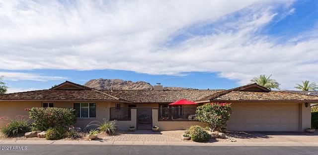 5635 E Lincoln Drive #4, Paradise Valley, AZ 85253 (MLS #6248227) :: Yost Realty Group at RE/MAX Casa Grande