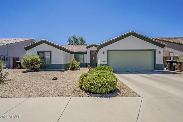1118 N Reeves Drive, Coolidge, AZ 85128 (MLS #6248362) :: Yost Realty Group at RE/MAX Casa Grande