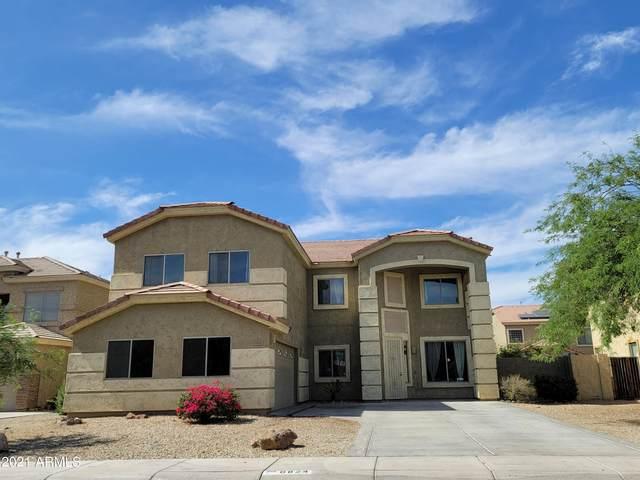 6824 W Burgess Lane, Laveen, AZ 85339 (MLS #6248574) :: Yost Realty Group at RE/MAX Casa Grande