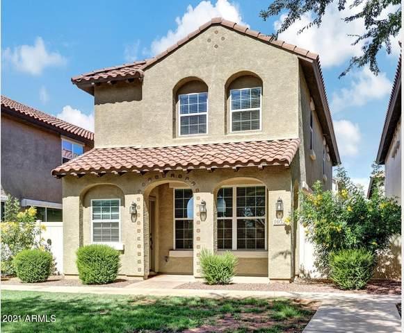 1052 S Reber Avenue, Gilbert, AZ 85296 (MLS #6248581) :: Yost Realty Group at RE/MAX Casa Grande