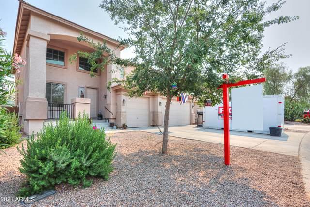 45105 W Horse Mesa Road, Maricopa, AZ 85139 (MLS #6248792) :: Executive Realty Advisors