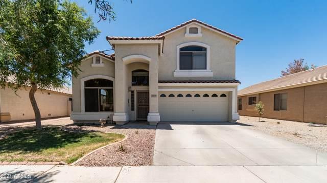 16609 W Polk Street, Goodyear, AZ 85338 (MLS #6248868) :: Klaus Team Real Estate Solutions