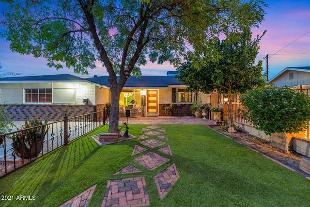 8112 E Monte Vista Road, Scottsdale, AZ 85257 (MLS #6249031) :: Openshaw Real Estate Group in partnership with The Jesse Herfel Real Estate Group