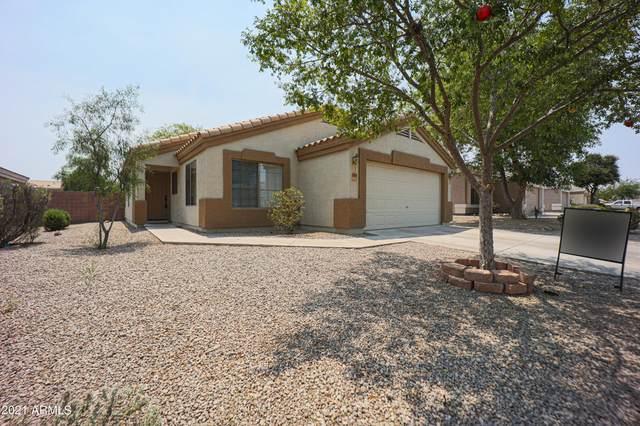 14710 N 126TH Avenue, El Mirage, AZ 85335 (MLS #6249045) :: Yost Realty Group at RE/MAX Casa Grande