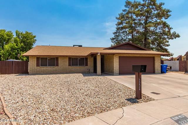 3224 W Cinnabar Avenue, Phoenix, AZ 85051 (MLS #6249065) :: West Desert Group   HomeSmart