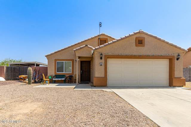 12291 W Benito Drive, Arizona City, AZ 85123 (MLS #6249114) :: The Laughton Team