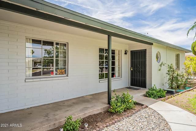 1011 E Keim Drive, Phoenix, AZ 85014 (MLS #6249179) :: Yost Realty Group at RE/MAX Casa Grande