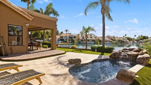 1808 E Cascade Drive, Gilbert, AZ 85234 (MLS #6249185) :: Yost Realty Group at RE/MAX Casa Grande
