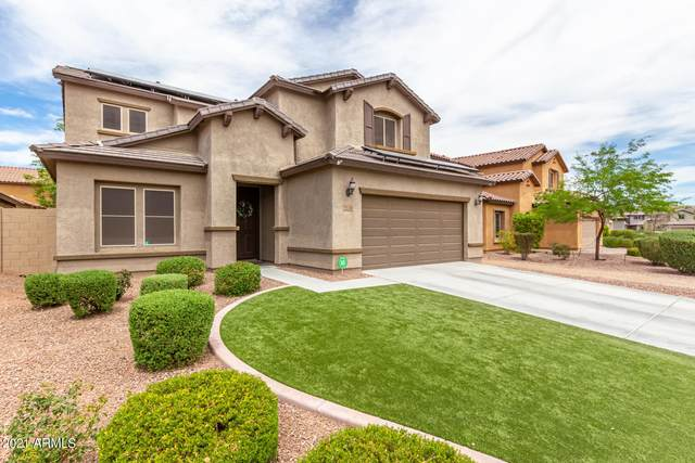 10740 W Briles Road, Peoria, AZ 85383 (MLS #6249187) :: Power Realty Group Model Home Center