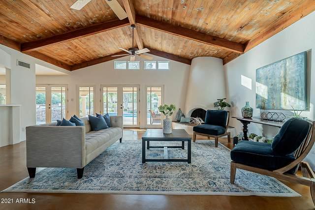 11038 N 61ST Street, Scottsdale, AZ 85254 (MLS #6249223) :: The Daniel Montez Real Estate Group