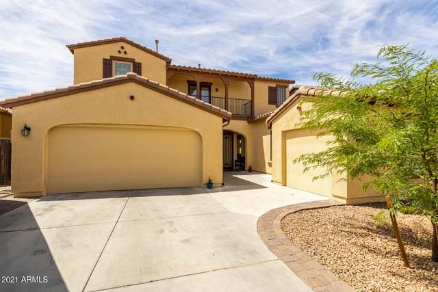 17975 W Agave Road, Goodyear, AZ 85338 (MLS #6249327) :: Devor Real Estate Associates