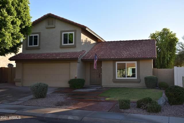 2758 E Desert Trumpet Road, Phoenix, AZ 85048 (MLS #6249637) :: Conway Real Estate