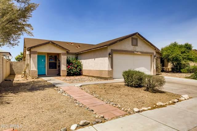 11610 W Wethersfield Road, El Mirage, AZ 85335 (MLS #6249726) :: Yost Realty Group at RE/MAX Casa Grande