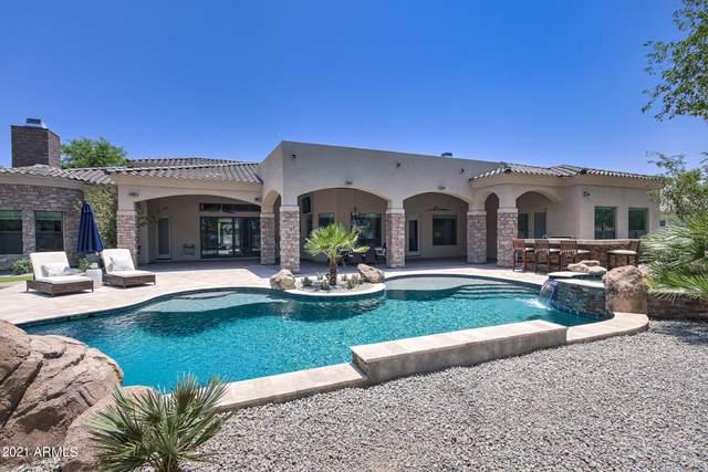 3914 E Cherry Hill Drive, Queen Creek, AZ 85142 (MLS #6249772) :: Executive Realty Advisors