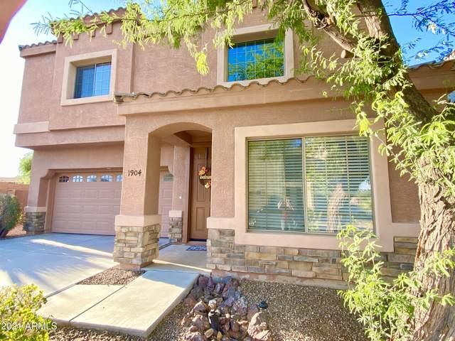 1904 E Muriel Drive, Phoenix, AZ 85022 (MLS #6249825) :: Yost Realty Group at RE/MAX Casa Grande