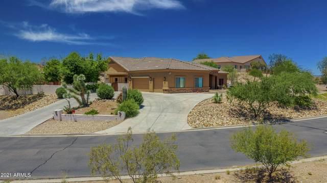 450 Longhorn Road, Wickenburg, AZ 85390 (MLS #6249852) :: Long Realty West Valley